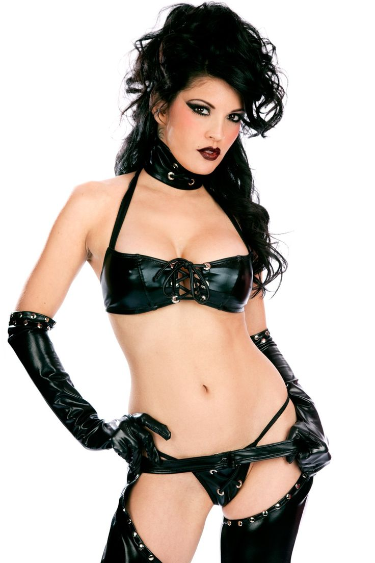 Leather Lingerie Site 85