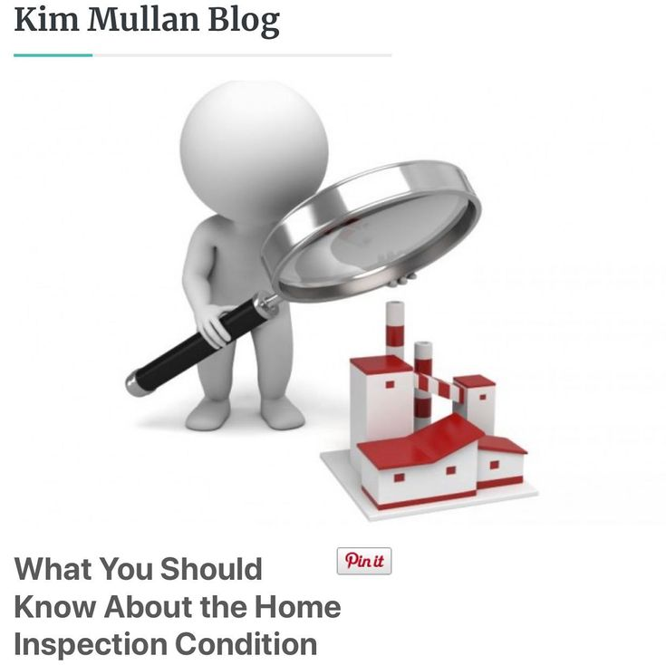 Home inspection concerns check out the blog at wwwkimcan