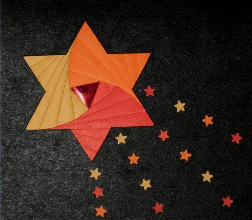 Iris folding paterns. Click on link for tons of templates. http://gonnafly.squidoo.com/iris-folding101#module113726551