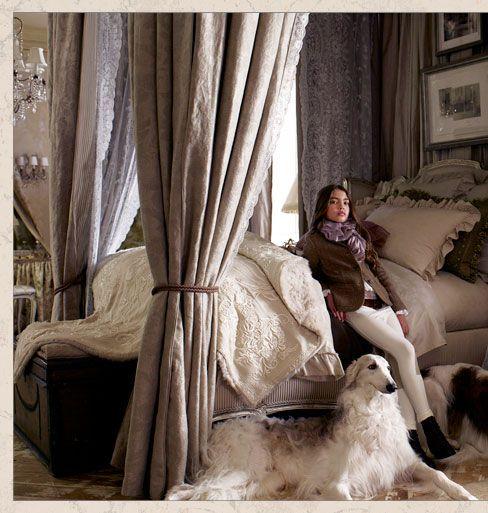 ralph laurenRalph Lauren, Dogs, Lauren Bedrooms, Dreams Room, Canopies Beds, Stores Interiors, Four Posters Beds, Princesses Bedrooms, Beautiful Bedrooms