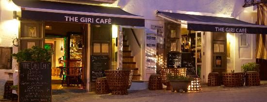 The Giri Cafe