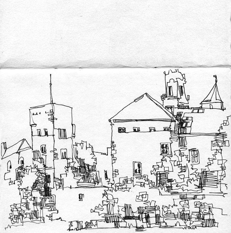 Krakow - Wawel Castel