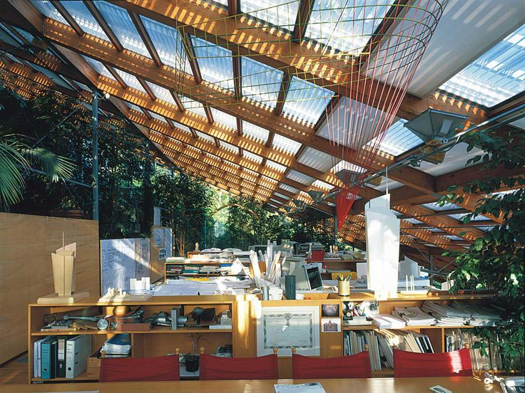 Renzo Piano Building Workshop - Projects - By Type