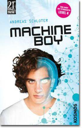 Machine Boy von Schlüter, Andreas, Jugendbücher, Krimi & Thriller, Spannung