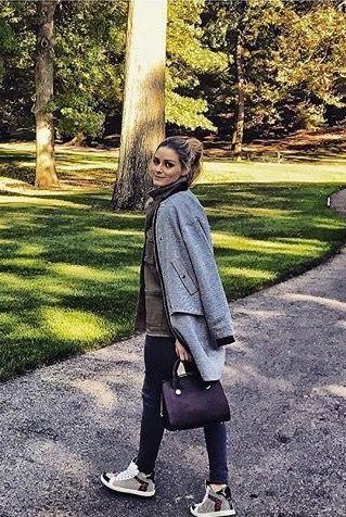 Olivia Palermo - November 11, 2016