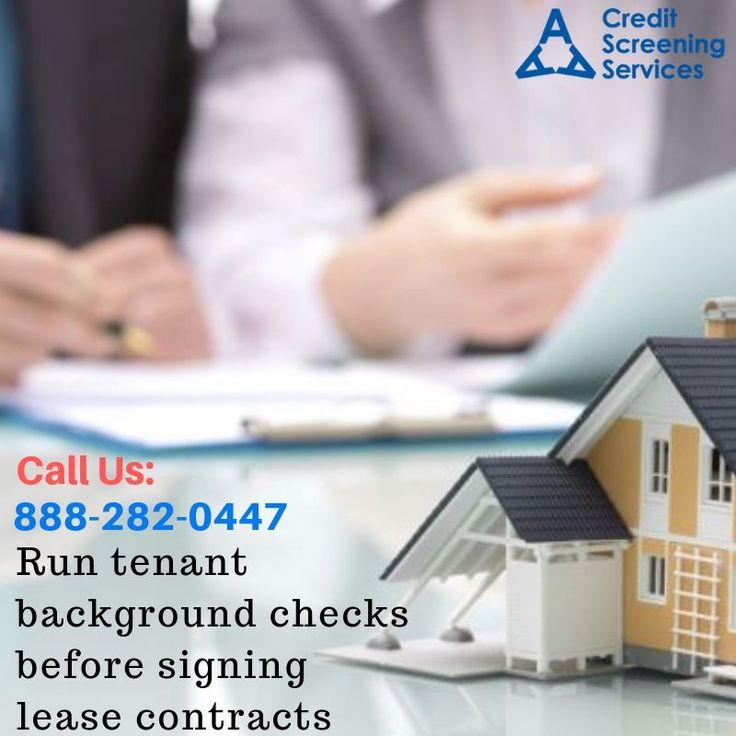 Are you renting out property are you concerned about