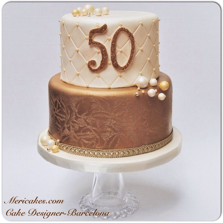 Cake for the 50th anniversary of the bridal magazine @Sposabella Conde Nast Spain Conde Nast Spain