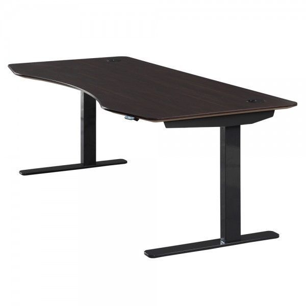 Apex Ax7133aw Motorized Sit Stand Height Adjustable Table Work