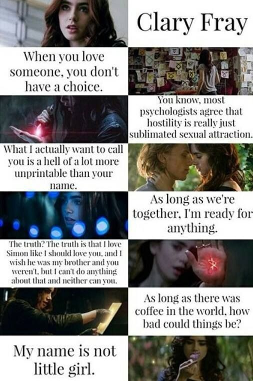 clary and simon relationship tips