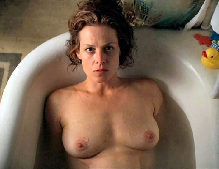 Fucking Hot. sigourney weaver naked amazing