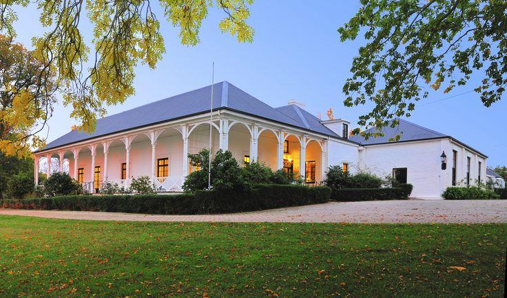 Quamby Estate's Historical Homestead #quambyestate #launceston #tasmania #tamarvalley #countryestate #historical #luxurious #hotel