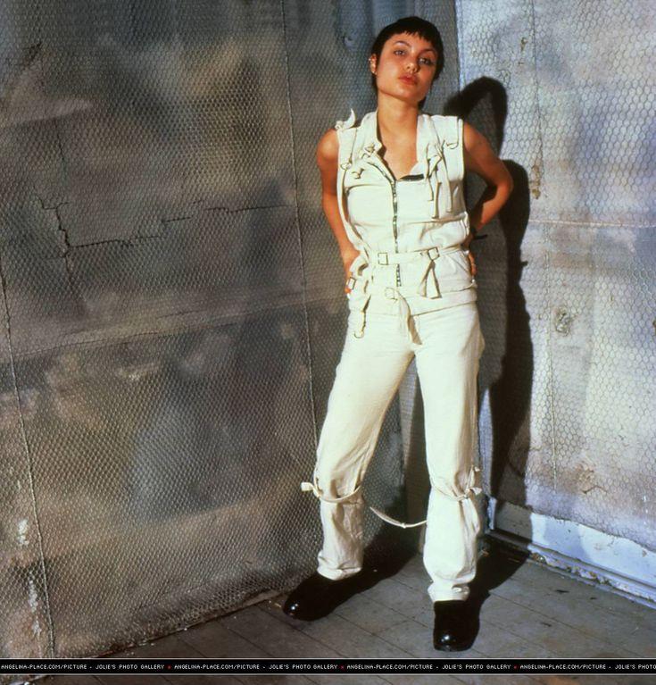 Angelina Jolie, Hacker (1995)