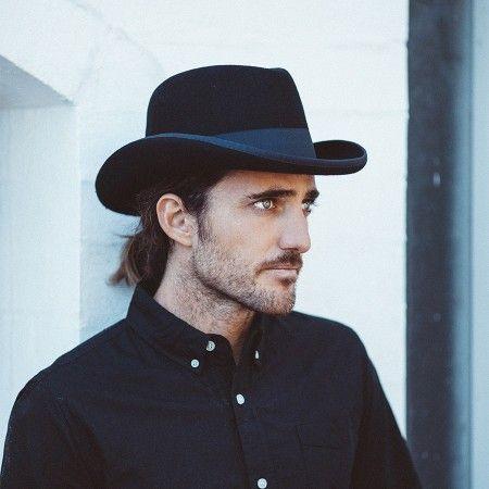 Mr. Homburg Hat Model