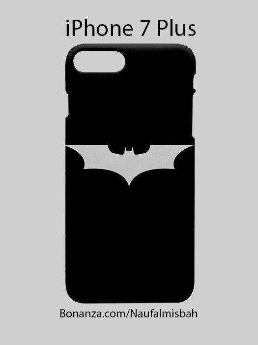 Batman iPhone 7 PLUS Case Cover Wrap Around