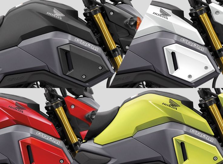 2017 Honda MSX125 Colors | Review of Specs + NEW Changes! | Motorcycle News from EICMA 2016! | Honda-Pro Kevin