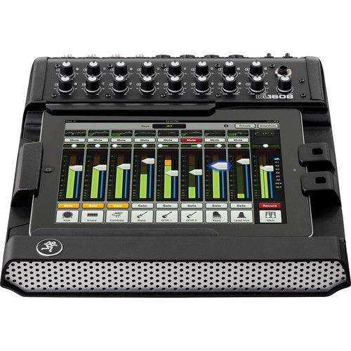 Mackie DL1608 iPad-Controlled 16-Channel DL1608-LIGHTNING B&H