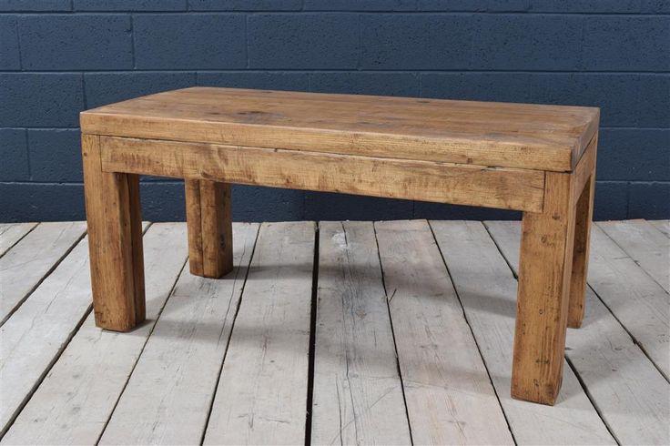 Handmade Pine Coffee Table