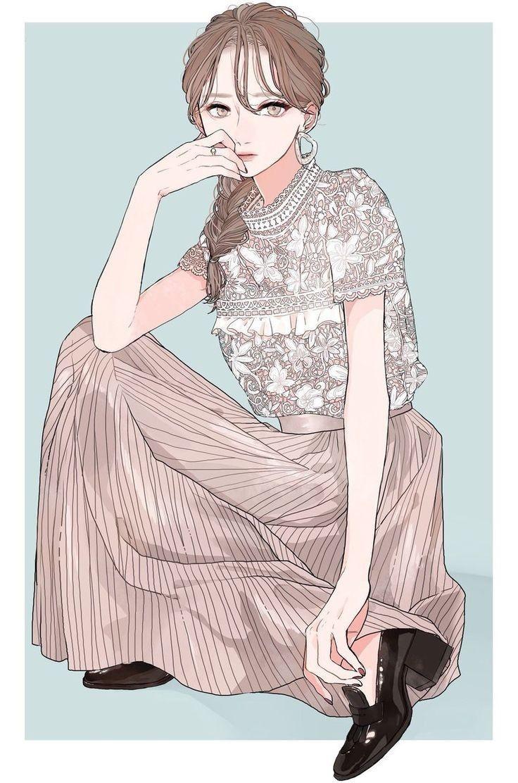 Pin by Farzana Barde on Beautiful Animes in 2020 Anime