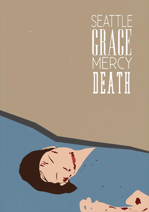 Grey's anatomy minimalist : Lexie Grey