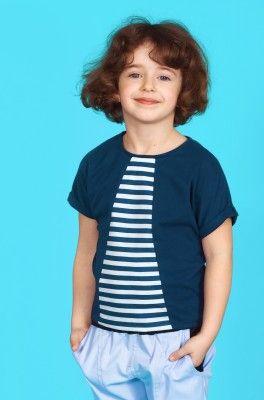 Sea girl t-shirt, #marine #kidsclothes