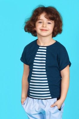 Sea girl t-shirt, #marine #kidsclothes