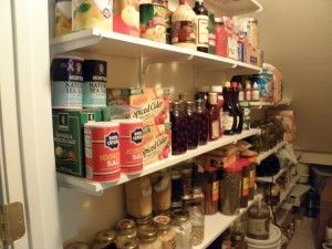 National Preparedness Month Challenge- 3 Month Food Supply, Stocking Your Pantry