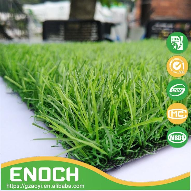 Artificial grass prices decorative garden grass for 16 needles synthetic turf dense grass