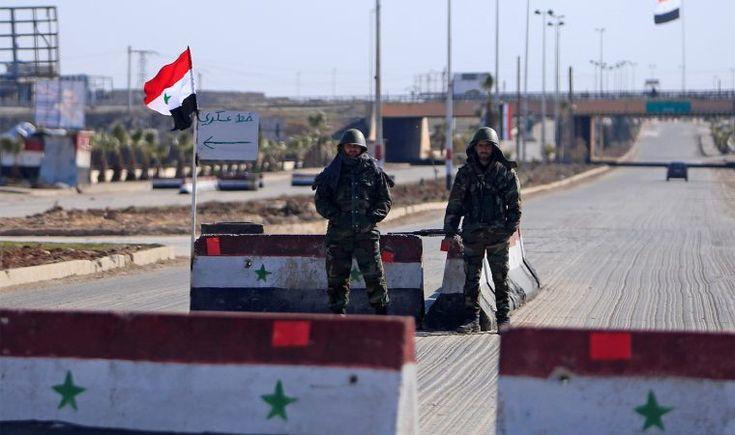 Προειδοποίηση ότι αν χτυπηθεί συριακό έδαφος ή ρώσοι σε συριακό έδαφος από ΗΠΑ- ΝΑΤΟ θα πληγούν αμερικάνικες βάσεις σε γειτονική της Συρίας χώρα.
