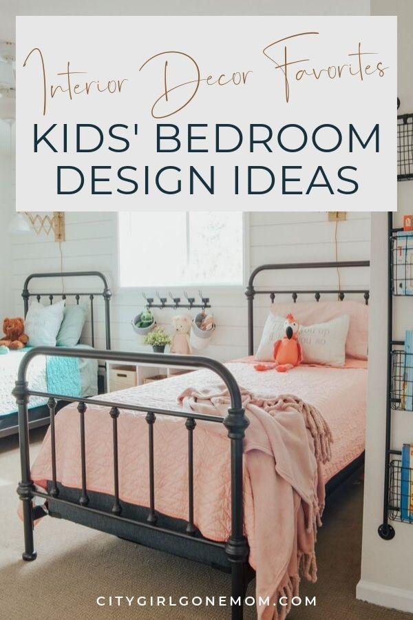 Kids Bedroom Design Ideas From Bright Playful Murals To Kickass