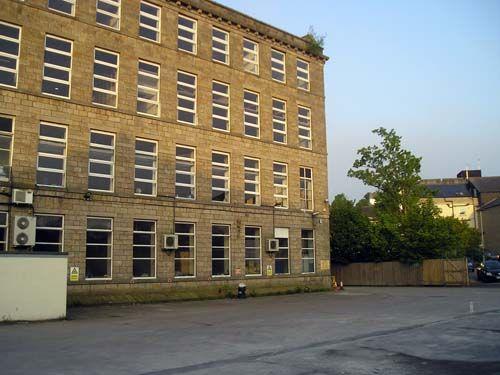 Horsforth Mill, original building
