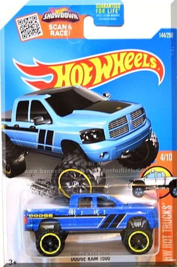 Hot Wheels Dodge Ram 1500 2016 Hw Hot Trucks Series Hot Wheels Toys Hot Wheels Mattel Hot Wheels