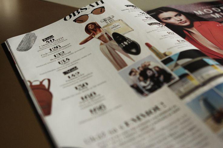 register / etitions / magazine / fashion / beauty EMMA magazine redesign © Mikina Dimunova