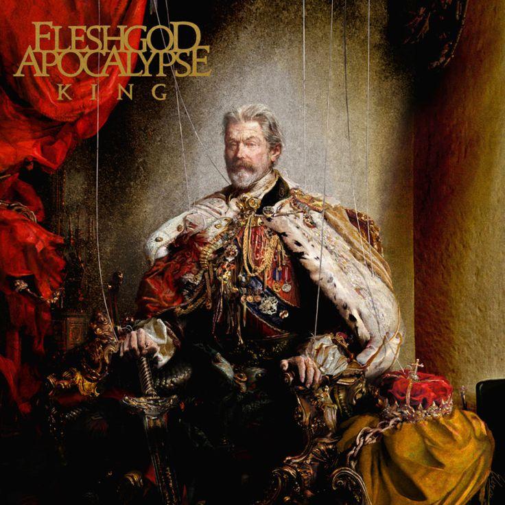 Fleshgod Apocalypse - King - 2016. Album.