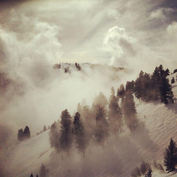 Discovered by Sara at Sun Valley, Sun Valley, Idaho - Bald Mountain, Sun Valley ski resort.