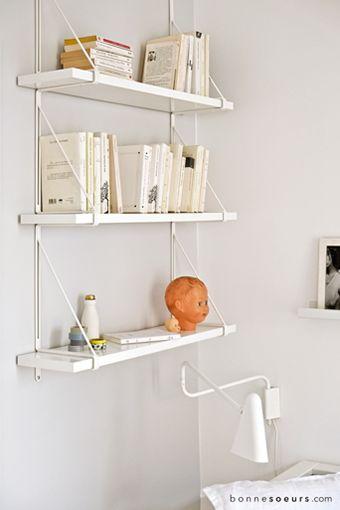 bonnesoeurs decoration charmant studio 02 salon etagere ekby ikea applique ikea ps - Applique Chambre Ikea