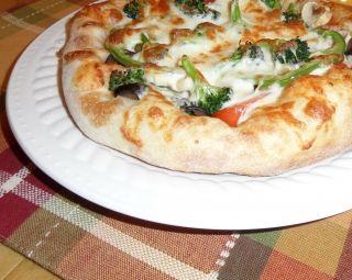 La meilleure pizza maison