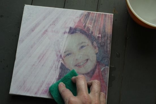 Canvas Photo Transfer Tutorial Wood Photo Transfer Tutorial. SO AWESOME.