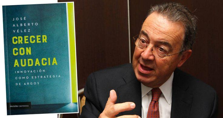 José Alberto Vélez relata en este libro el proceso de transformación de Cementos Argos, que llevó a una compañía de origen colombiano a participar en las grandes ligas internacionales. Las siguientes son algunas reflexiones, fruto de su experiencia al frente de esta organización.