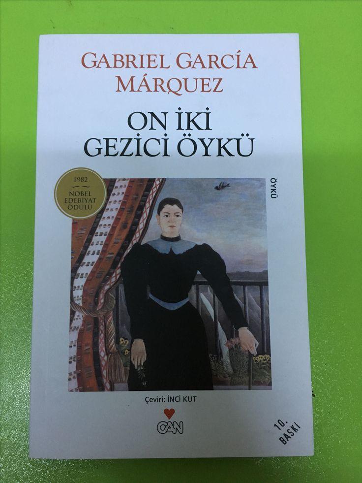 Gabriel Garcia Marquez-on iki gezici öykü