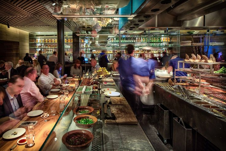 ROKA [Mayfair] brings its unique style of contemporary Japanese robatayaki cuisine and its sophisticated design to this exclusive London neighbourhood.