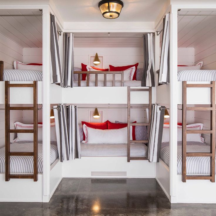 Pin By Blair Moore On Bunk Room Cool Bunk Beds Bunk