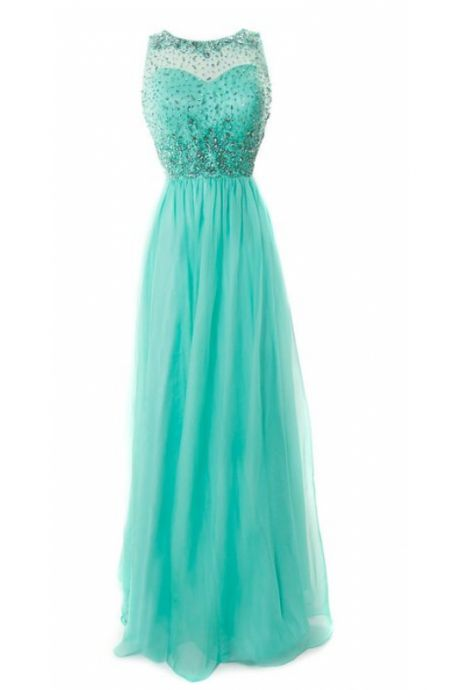 Turquoise prom dresses, Formal prom dress, sexy prom dresses, sexy prom dresses, 2015 prom dresses, sexy prom dresses, dresses for prom, CM326