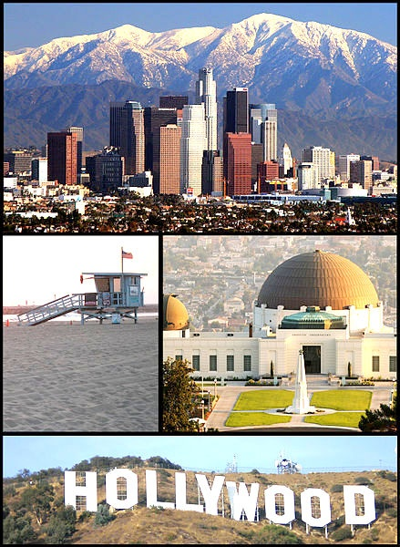 """""""Los Angeles is the hub of entertainment.""""  Los Angeles holds the nucleus of the American Entertainment Industry- Hollywood, apart from being the second most populous city in the United States. Most of the iconic music labels as well as entertainment labels like Capital Records, A& M Records, Warner Brothers and Rhino Records have established their base in Los Angeles.  For more info visit: http://manntravel.com.au/MannTravel/flights_to_la.jsp"""