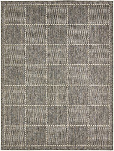 "Checked Flatweave Anti Slip Rugs, Grey - 160 x 225cms (5ft 3""x 7ft 5"") Dove Mill Rugs http://www.amazon.co.uk/dp/B00YYB6FIC/ref=cm_sw_r_pi_dp_TVtmwb078JFMG"