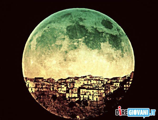 Reflex on the Moon by Salvatore Galati