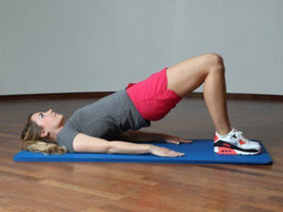 EAT SMARTER zeigt die besten Übungen, wie Sie ihren Rücken trainieren können.