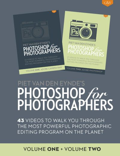 The photographer Piet van den Eynde has just released 2 volume e-book that also contains 43 video tutorials on how to use Photoshop for Photographers - https://craftandvision.refersion.com/l/35f.11836 - get it now before the price goes up!