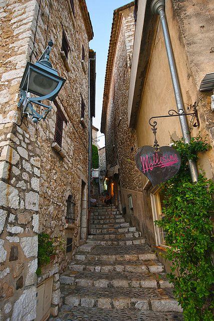 Saint-Paul-de-Vence, Provence/French Riviera by Miguel Virkkunen Carvalho, via Flickr