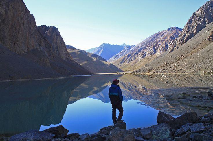 Cortavientos Hermit.  #chile #cordilleradelosandes #wilderness #theoutbound #outdoors