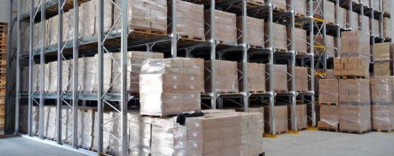 Scaffali per bancali e di scaffalature industriali: come far coesistere ordine e metodo